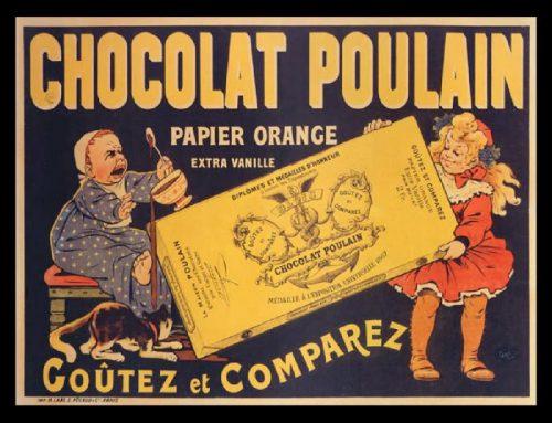 Le chocolat que Sophie aime