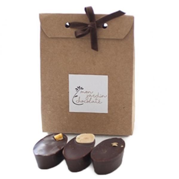 3 chocolats bio