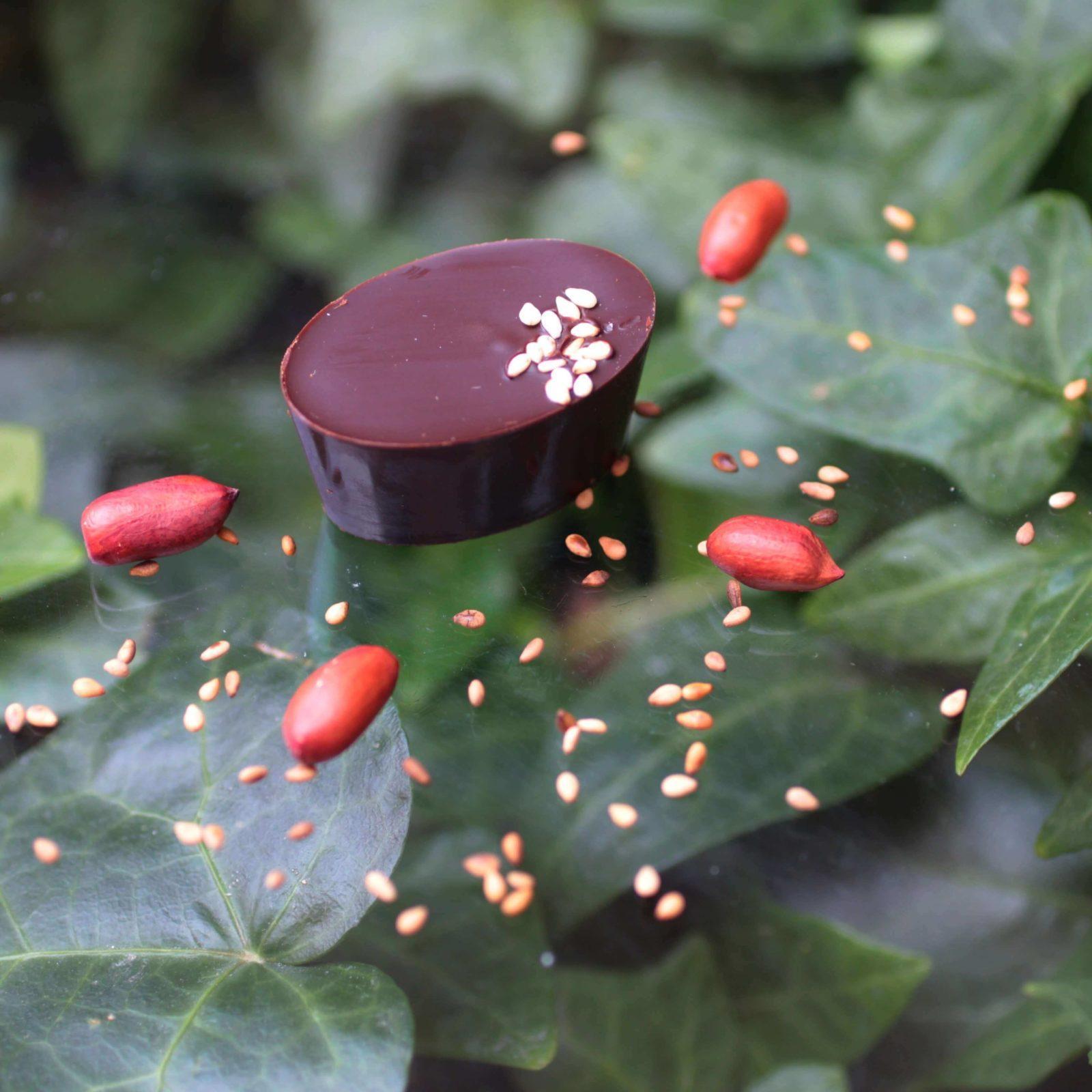 Cacahuète sésame