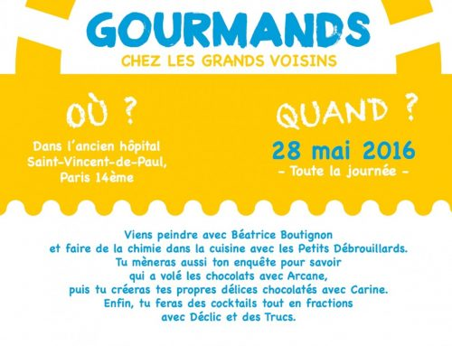 Le week-end des P'tits gourmands