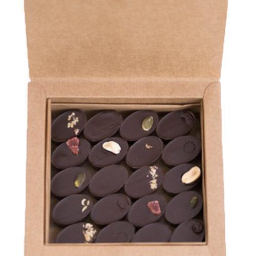 boite 40 chocolats
