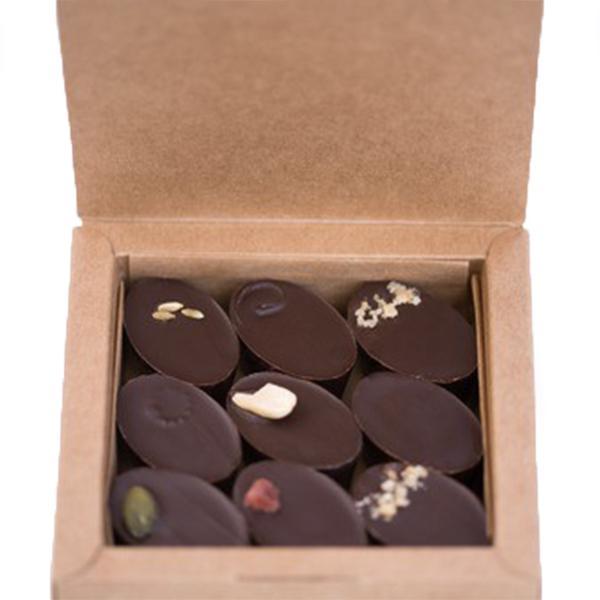 boite 9 chocolats