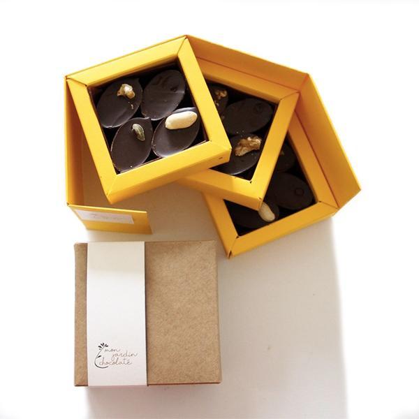 boîte 12 pralinés