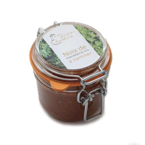 page tartinée macadamia