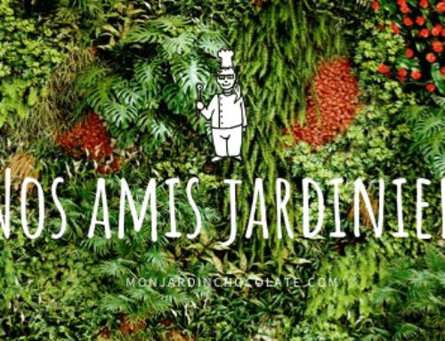Nos amis jardiniers- Laurent