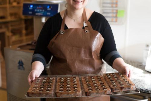 Atelier chocolat sur mesure