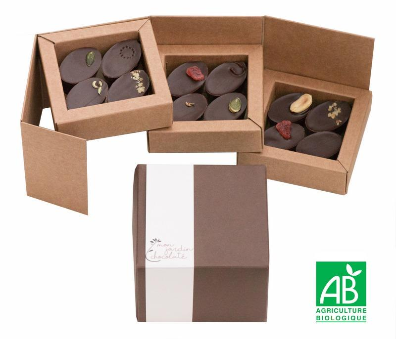 Boîte 12 chocolats