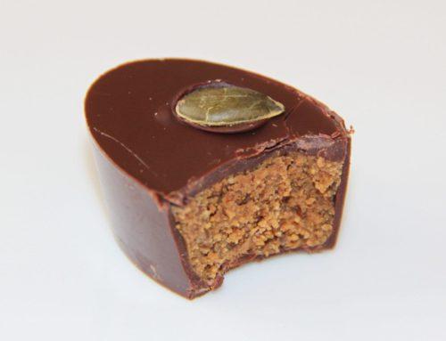 Qu'est ce qu'un chocolat au praliné ?