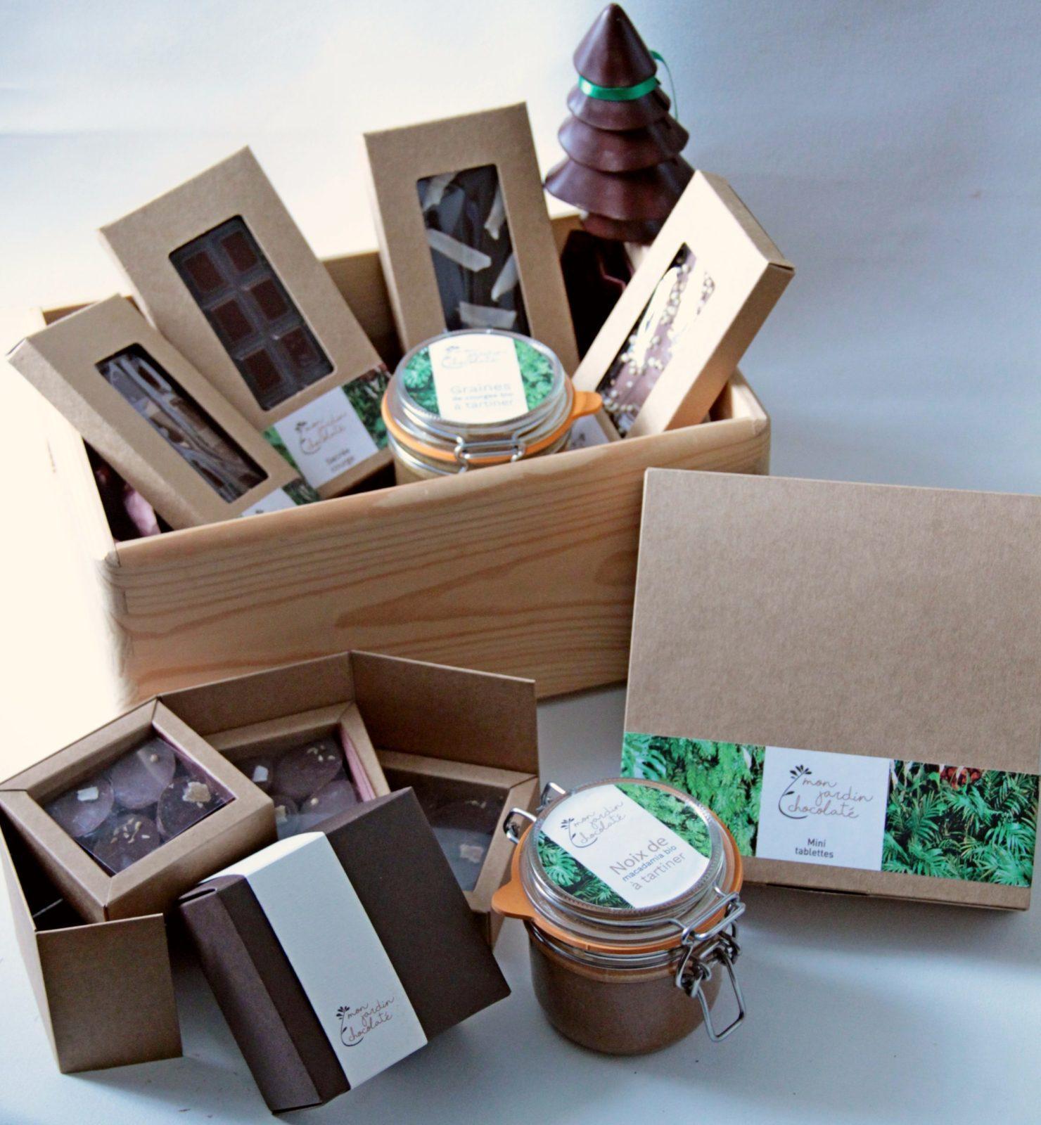 Après notre belle aventure de 5 ans aux Grands Voisins, nousBoutique de chocolat artisanale à Paris 14