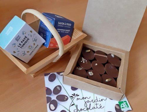 Concours Atelier populaire x Mon jardin chocolaté