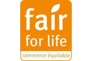 Label Fair for life commerce équitable