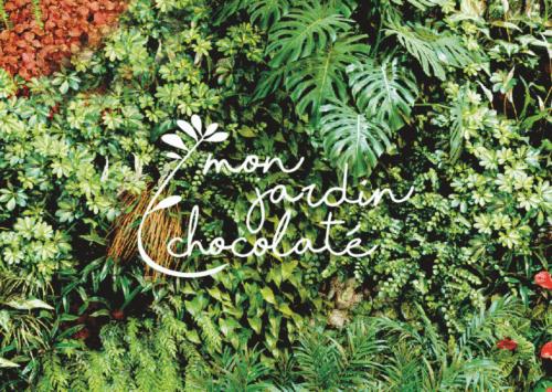 carte cadeau Mon jardin chocolaté