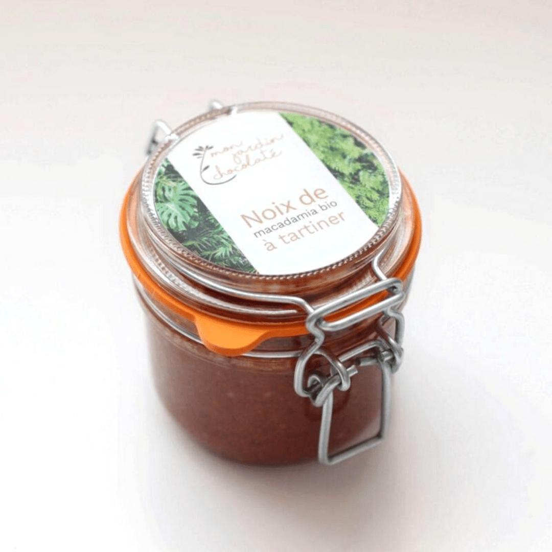 pâte à tartiner noix macadamia