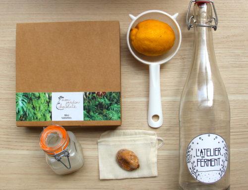 Concours L'Atelier du Ferment x Mon jardin chocolaté